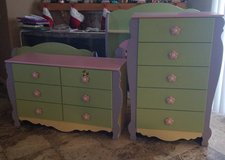 Girls Princess Bedroom Set (Ashley) in 29 Palms, California