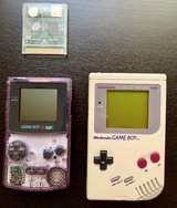 Nintendo Game Boy + Game Boy Color + Everdrive Flashdrive, excellent condition in Fort Hood, Texas
