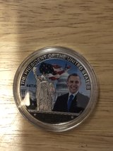 BARACK OBAMA Commemorative Coin in Fort Knox, Kentucky