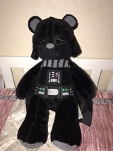 Authentic Darth Vader Build A Bear in Fort Sam Houston, Texas