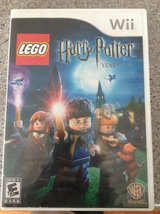 Harry Potter Year 1-4 Wii in Bolingbrook, Illinois
