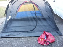 tents in Fort Knox, Kentucky