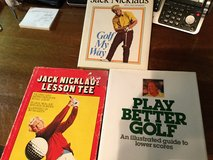 Jack Nicklaus books in Fairfield, California