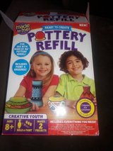 3 pottery refills in Alamogordo, New Mexico