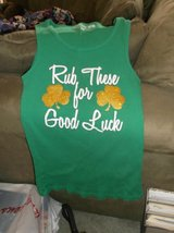 St. Patrick's day Tank Top in Lockport, Illinois