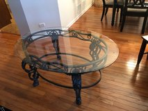 Coffee table and end table in Yorkville, Illinois