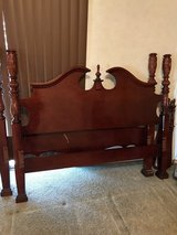 King headboard and footboard in Baytown, Texas
