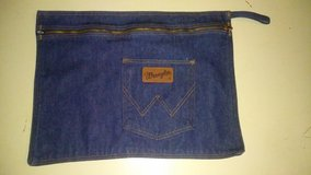 Wrangler denim bag in Houston, Texas