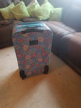 Suitcase in Fort Lewis, Washington