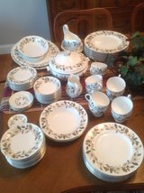 Wedgewood China..Beaconsfield Pattern in St. Charles, Illinois