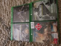 Xbox one games in Camp Pendleton, California