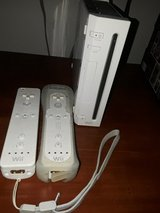 Wii Console with 2 Controllers in Spring, Texas