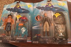 SeaQuest Figures in Yorkville, Illinois