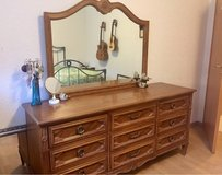 Dresser Set (only 1 of 4 pieces shown in photo) in Ramstein, Germany