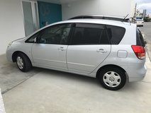 Toyota Spacio with 54,000 low miles in Okinawa, Japan