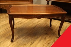 Freddy's - Louis XV couch table in Baumholder, GE