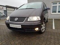 2006 VOLKSWAGEN SHARAN 2,0 TDI * 7 SEATS * FULL OPTION * NEW INSPECTION in Spangdahlem, Germany