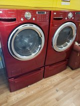 Lg washer and dryer in Byron, Georgia