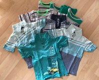 Boys T-Shirts, 9 pcs 110-116!(5-6) in Ramstein, Germany