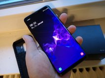 unlocked Samsung Galaxy S9 plus in Ramstein, Germany