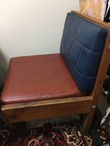 Booth Seating - Cross Posted in Fairfax, Virginia