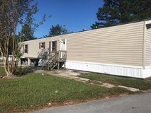 Great Fixer Upper Mobile Home in Camp Lejeune, North Carolina