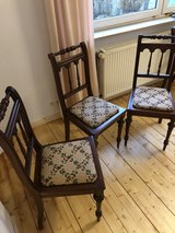 antique chairs in Ramstein, Germany