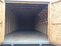 12x30 Storage Building Shed Workshop PREOWNED!! in Moody AFB, Georgia