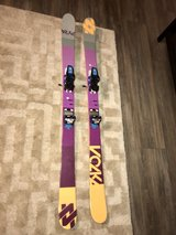 Volkl Pyra Women's Skis w/ Marker Squire Bindings in Ramstein, Germany