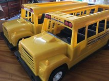 """New Extra Large 18"""" School Buses-2!! in Camp Lejeune, North Carolina"""