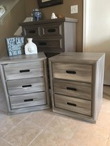 Dixie Tall Grey Night Stands in Baytown, Texas