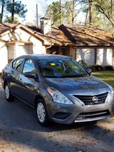 2016 Nissan Versa SV in Kingwood, Texas