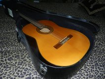 Washburn Classical Guitar w/Case in Yorkville, Illinois