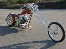 Harley evo chopper aftermarket in Camp Pendleton, California