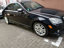2008 Mercedes C300 Luxury Premium Package in Ramstein, Germany