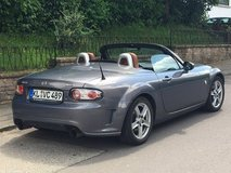 Mazda Miata MX5 in Ramstein, Germany
