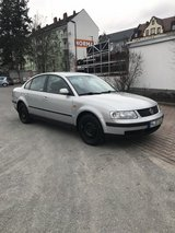 VW Passat, automatic, 110000 miles in Ansbach, Germany