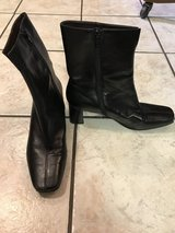 Ladies Black Boots Etienne Aigner Size 8 (More sizes & styles available listed below) in Warner Robins, Georgia