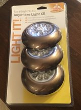 Anywhere Lights 3 Pack in Chicago, Illinois