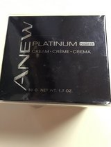 Avon Anew Platinum Night Cream 1.7 oz in Perry, Georgia