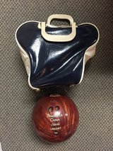 Bowling Ball and Bag in Joliet, Illinois