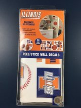 University of Illinois Decals in Plainfield, Illinois