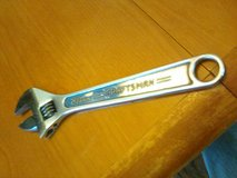 """Craftsman 8"""" Adjustable wrench in Yucca Valley, California"""