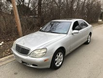 2001 Mercedes-Benz S430V in Orland Park, Illinois