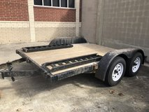 Flatbed Trailer in Kingwood, Texas