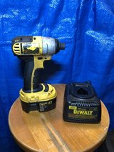 dewalt 14.4v 1/4 impact in Kingwood, Texas