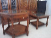 Matching End Table and Bunching Tables in Tinley Park, Illinois