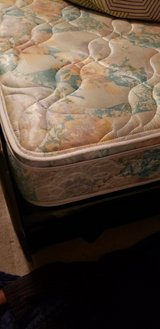 Queen bed mattress and box spring in Beaufort, South Carolina