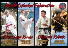 World Oshukai - Shorin-ryu Karate & Kobudo in Okinawa, Japan