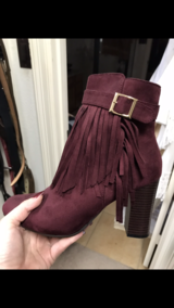 NEW BOOTIES SIZE 9 in Baytown, Texas